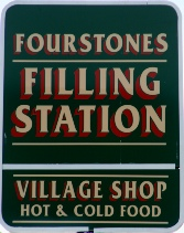 Fourstones Service Station